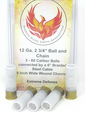 Ball and Chain 12 Gauge 2 3/4